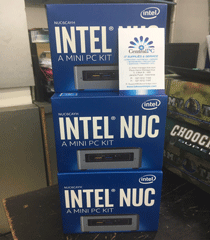 JUAL MINI PC INTEL NUC6CAYH