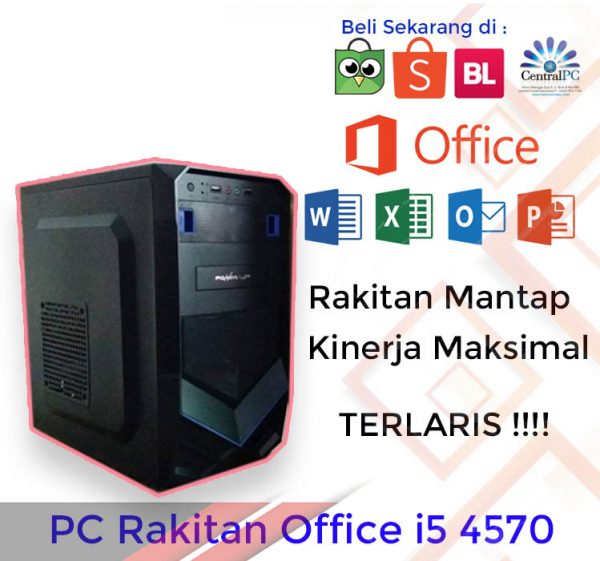 pc rakitan core i5 terlaris