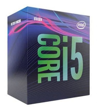 Intel Core i5-9600 (3.7 Ghz) 6 Core, Socket 1151