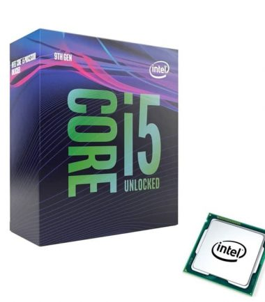 Intel Core i5-9600K (3.7 Ghz) 6 Core, Coffeelake 1151