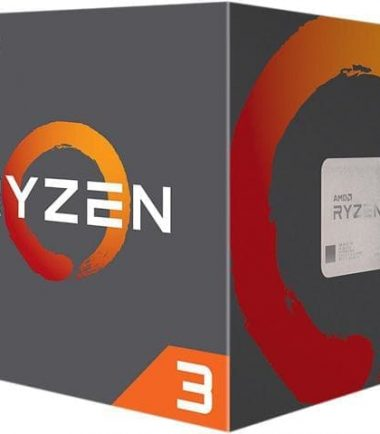 AMD Ryzen 3-1200 (3.1 Ghz - 3.4 Ghz) AM4