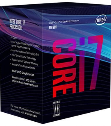 Intel Core i7-8700 (3.2 Ghz) Box Coffee Lake 1151