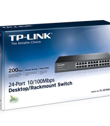 TP-Link Switch 24 Port 10/100 (TL-SF1024D)