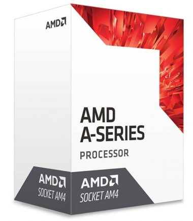 AMD A6-9500 (3.5 Ghz) AM4 Dual Core