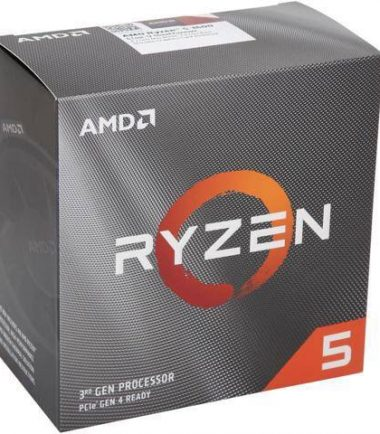 AMD Ryzen 5 3600 Box (3.6 Ghz)