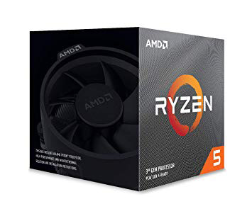 AMD Ryzen 5 3600X (3.8Ghz) 8Core, AM4
