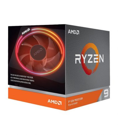 AMD Ryzen 9 3900X (3.8Ghz) 12Core, AM4