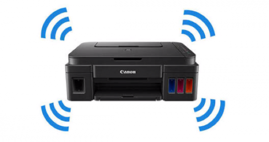 Canon G3000 Infus + Wifi (PSC)