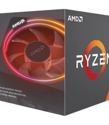 AMD RYZEN 7-2700x (3.7 Ghz) 8CORE SOCKET AM4