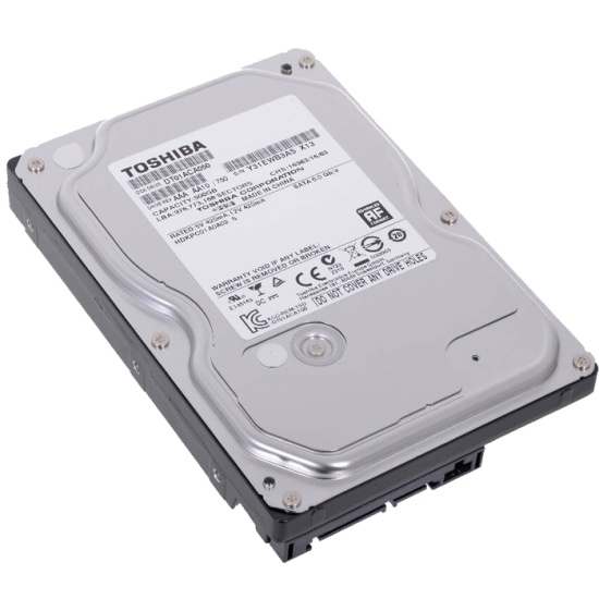 """HDD Toshiba 500GB (3.5"""" FOR PC )"""