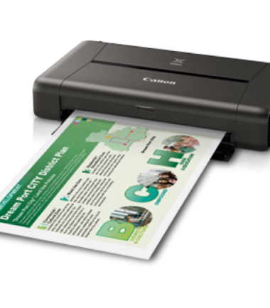 Canon IP-100 Portable Printer