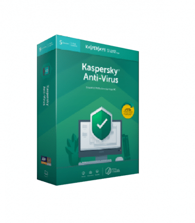 Kaspersky Antivirus 2019 - 1 User