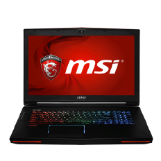 MSI Notebook Dominator Pro [Black]
