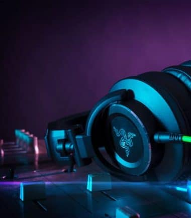 Razer Adaro DJ - analog DJ headphone