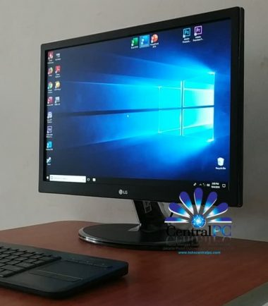 LG 20MP38 IPS LED Monitor | 20 inch MANTAP BANGET GUYS