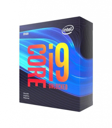 Intel Core i9-9900KF 3.6Ghz Up To 5.0Ghz - Cache 16MB [Box] Socket LGA 1151V2 - Coffeelake Series